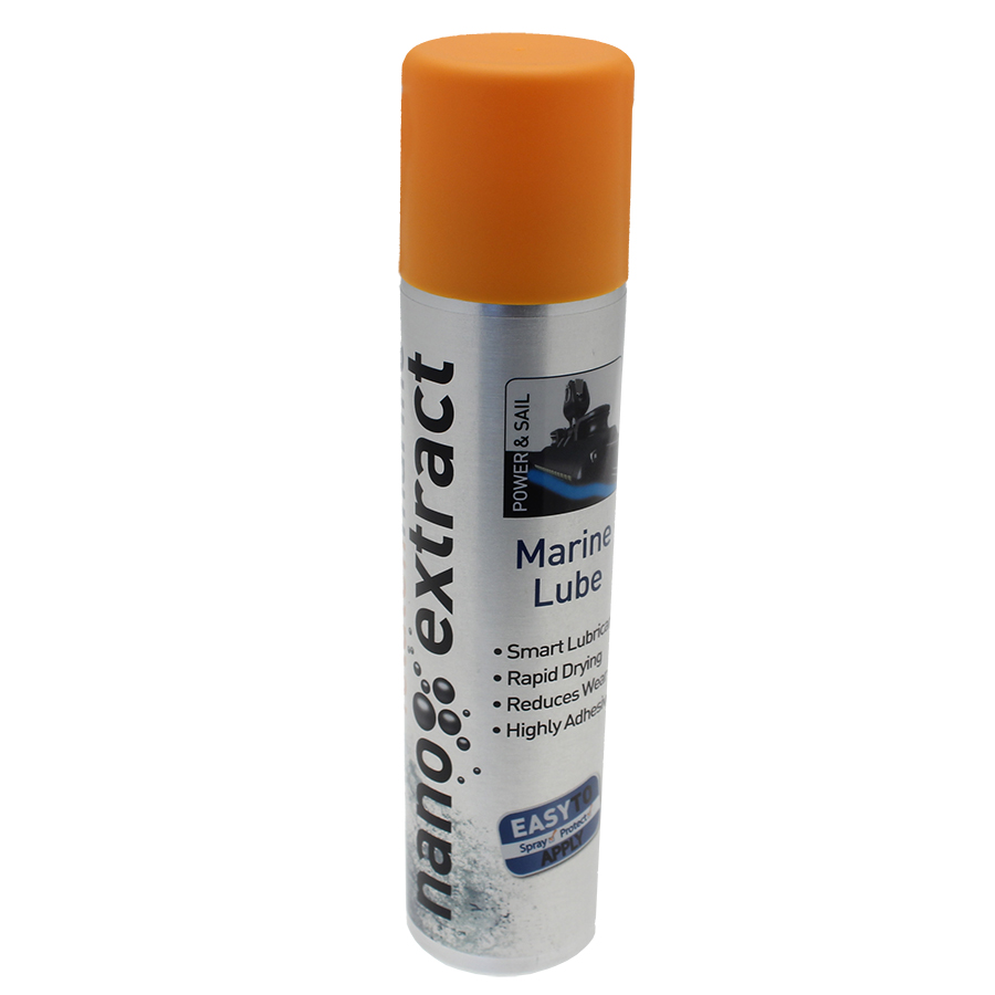 Marine Lube 250 ml Spray - Nano Extract