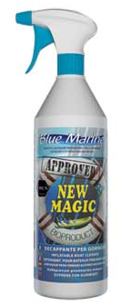 Blue Marine New Magic Dyprens for gummibåter