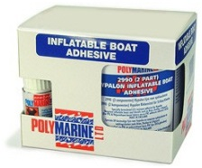 PolyMarine 2-komponent lim for Neopren/ Hypalon -duk - 250 ml.