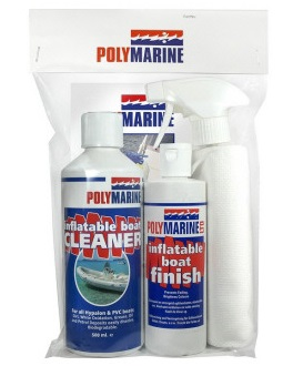 PolyMarine Rengjørings-Kit for gummibåt - small