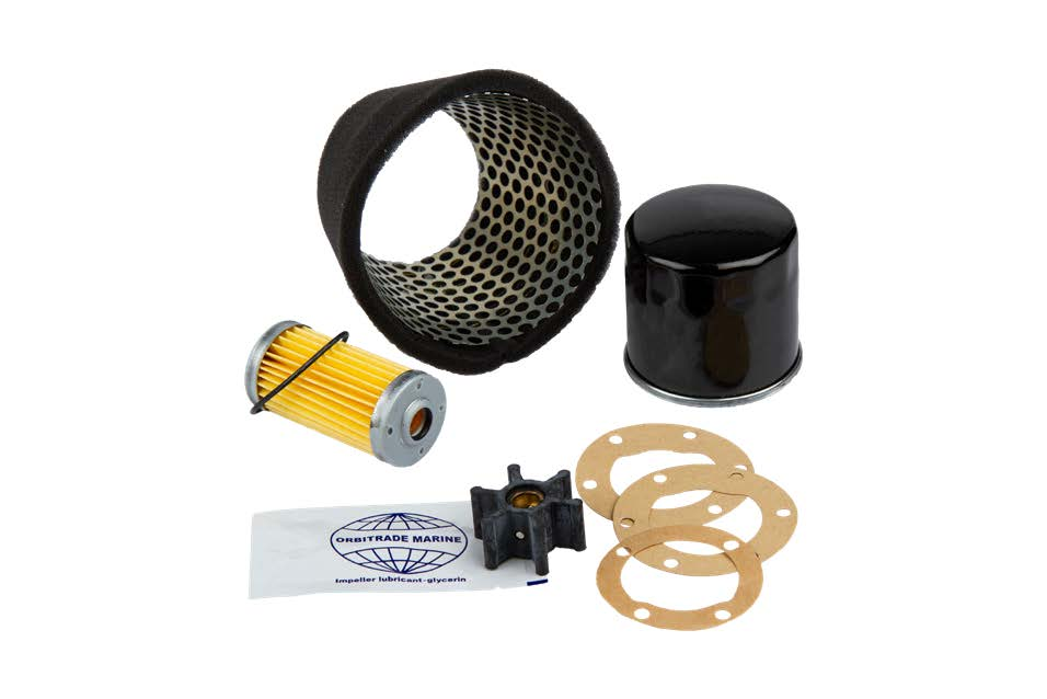 Service kit 2GM, 3GM, Yanmar
