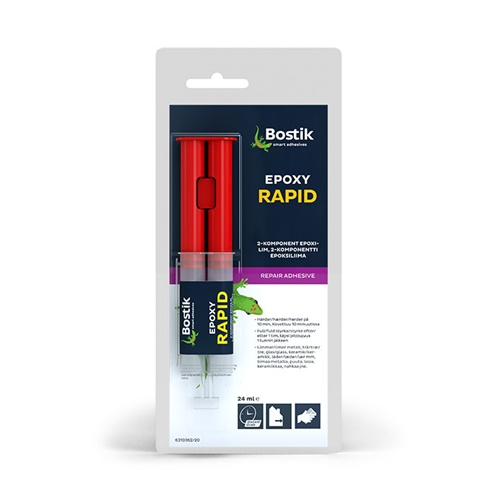 Bostik Araldite Rapid epoxylim, 24 ml