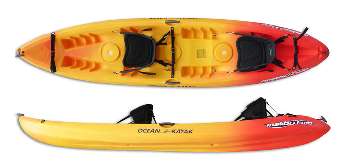 Ocean Kayak - Malibu Two - Gul