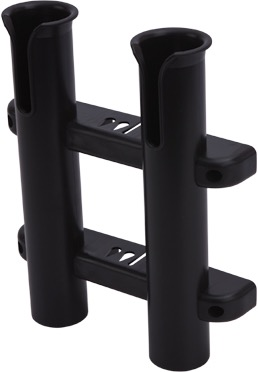 Sealect ROD HOLDER 2 Pole Deck Mount
