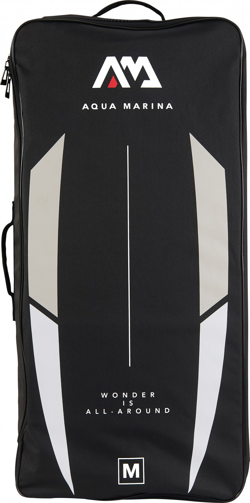 Premium Zip Backpack - M