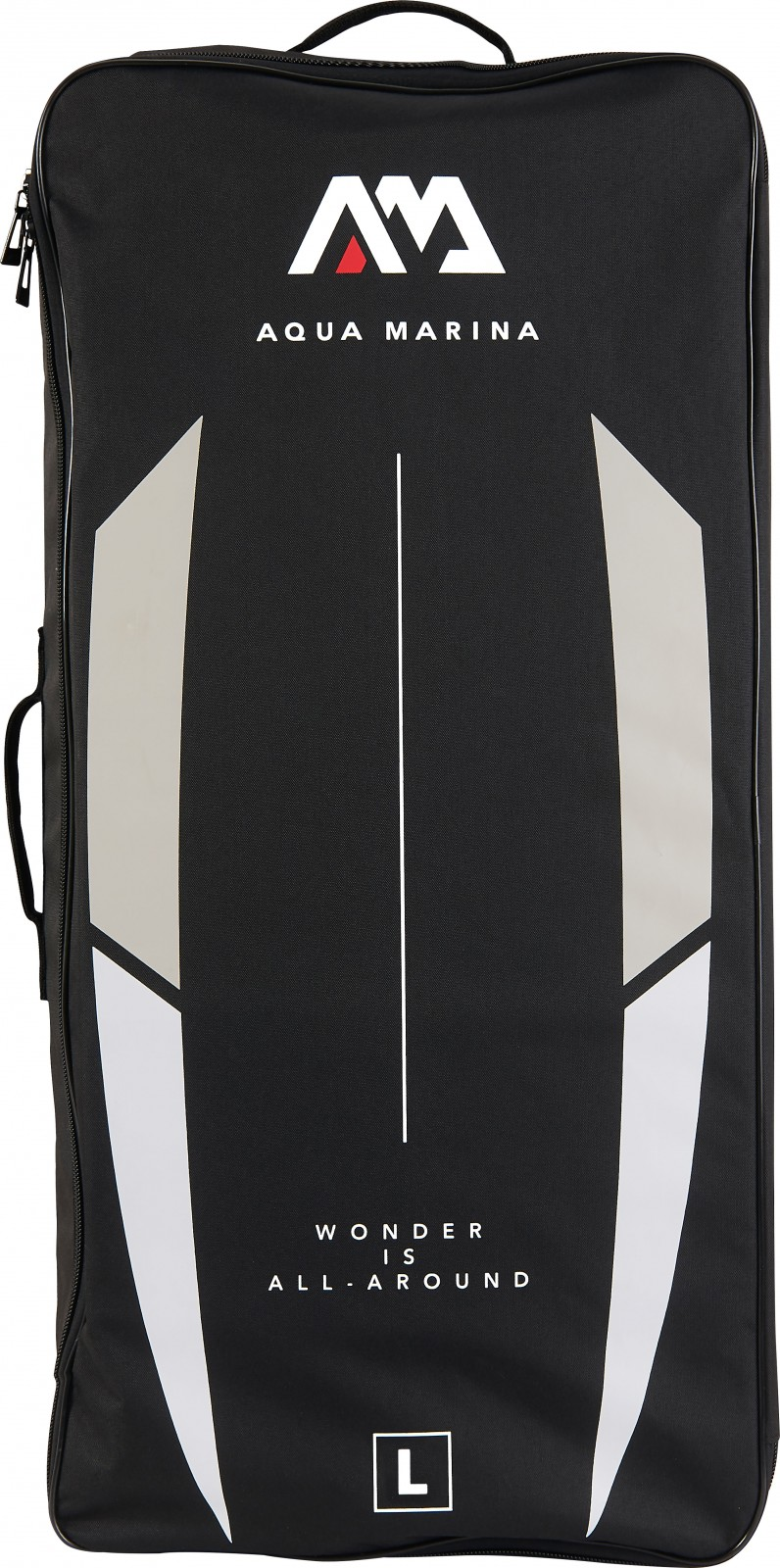 Premium Zip Backpack - L