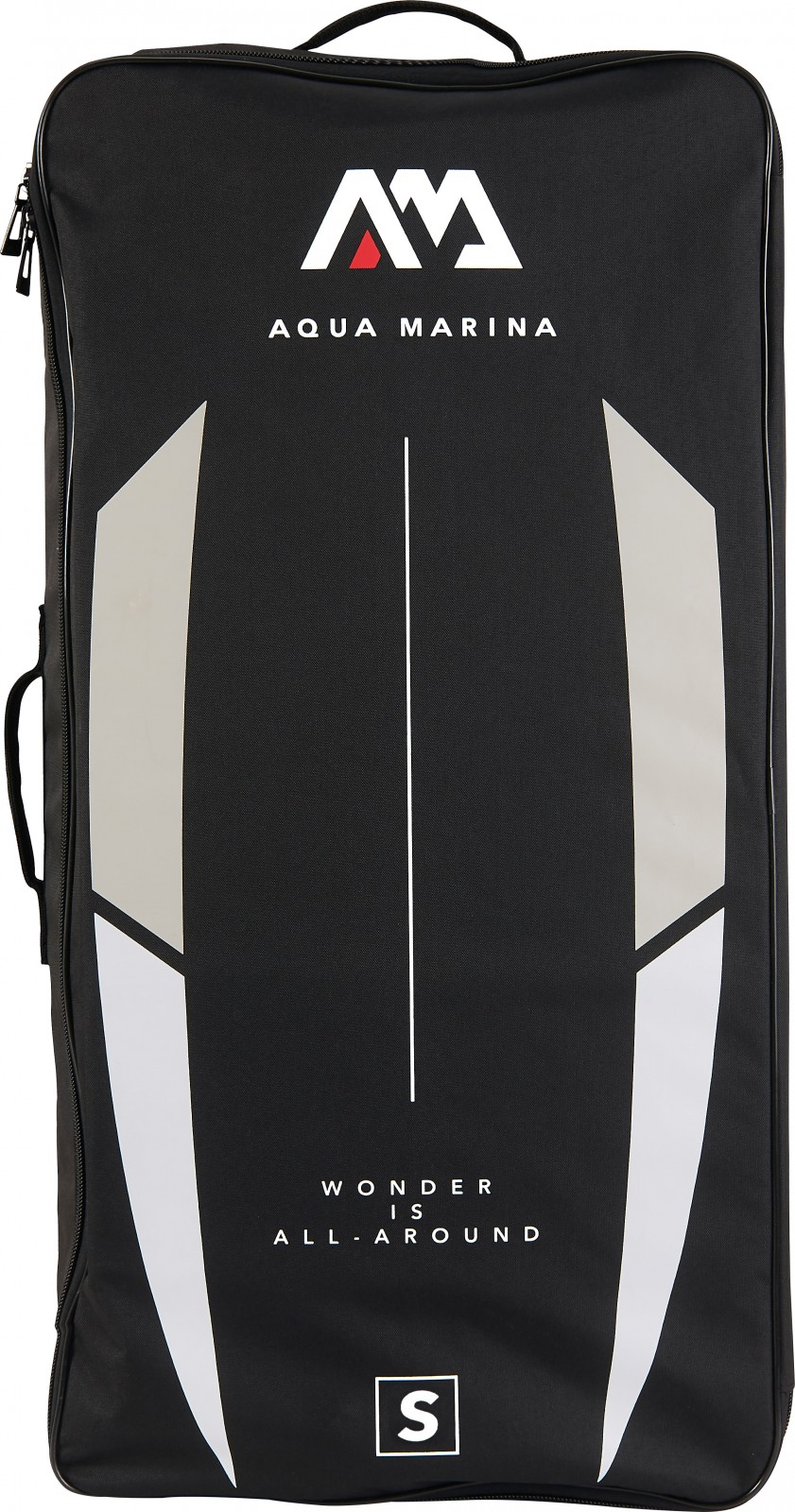 Premium Zip Backpack - S