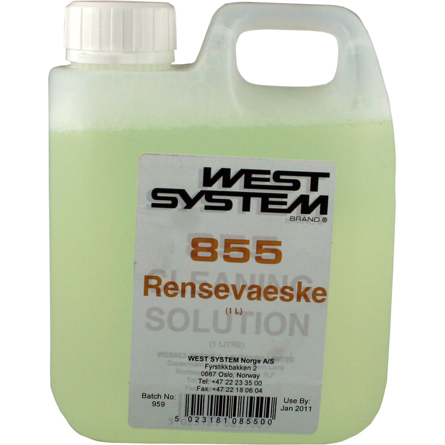 Rensevæske for epoxy, 1 l