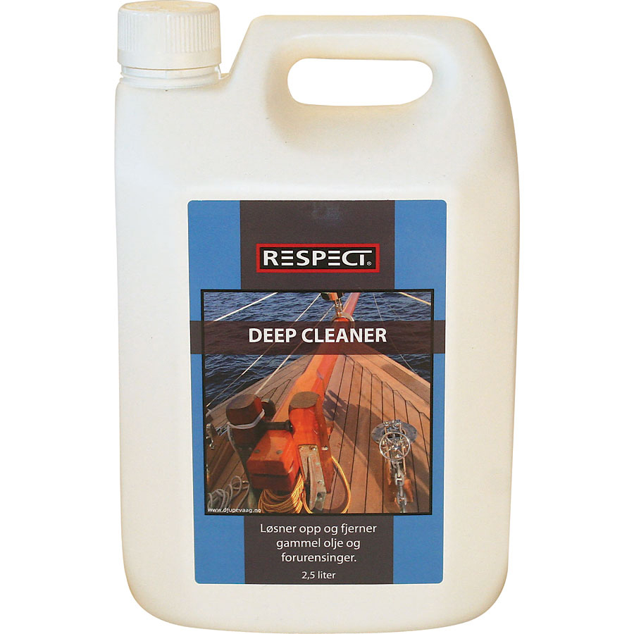 Deep Cleaner nr 1 - 2,5 l - Respect