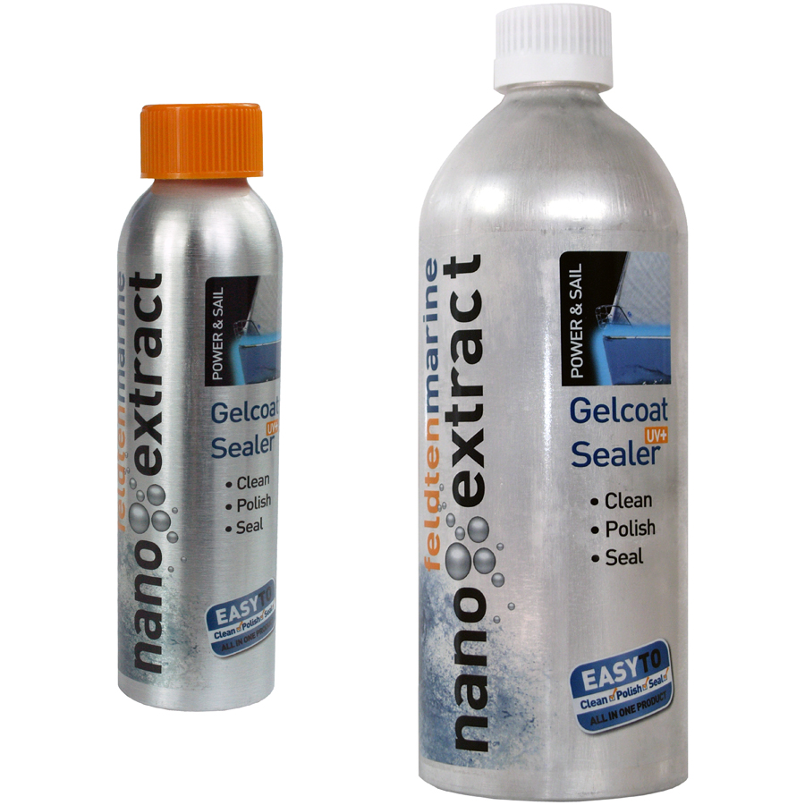 Gelcoat Sealer - Nano Extract
