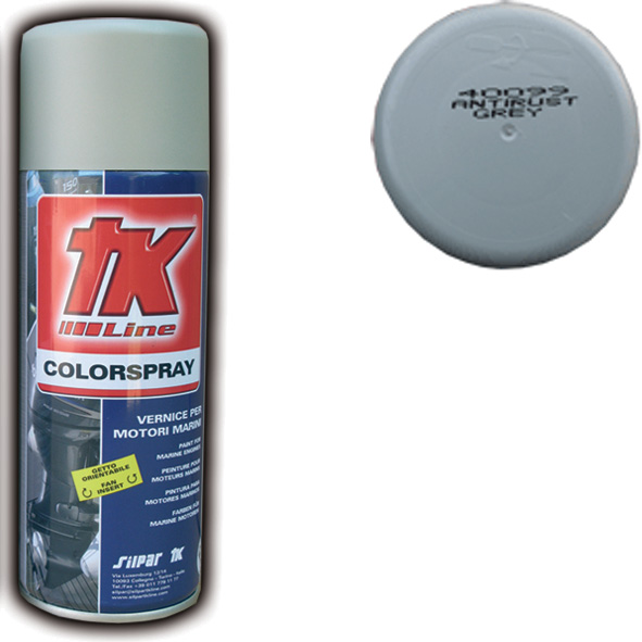 Colorspray, Antirust Primer, grey
