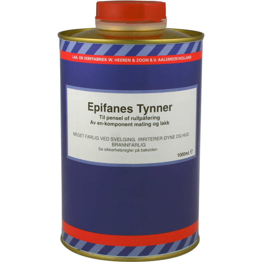 Epifanes Tynner for 1-komp., 1 l