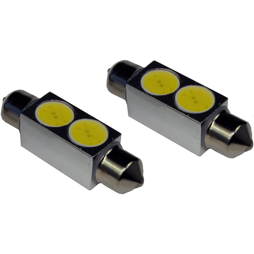Pære LED Festoon SMD 2 stk.