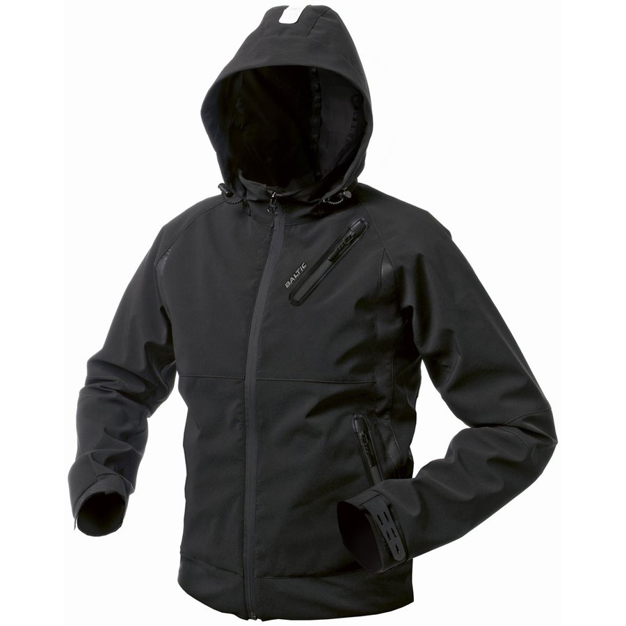Flytejakke, Softshell - Baltic