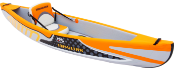 Aqua Marina Tomahawk I m/padleåre – kano for 1 person