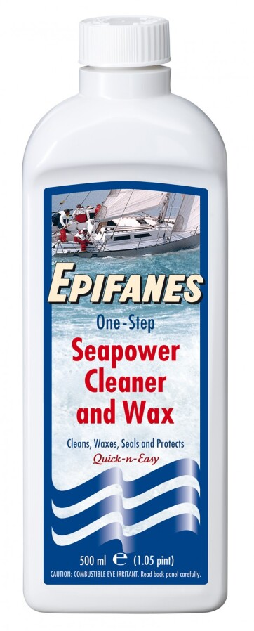 Epifanes Seapower Cleaner & Wax 500 ml