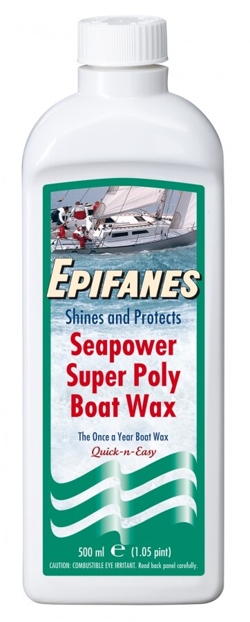 Epifanes Seapower Super Poly Boat Wax