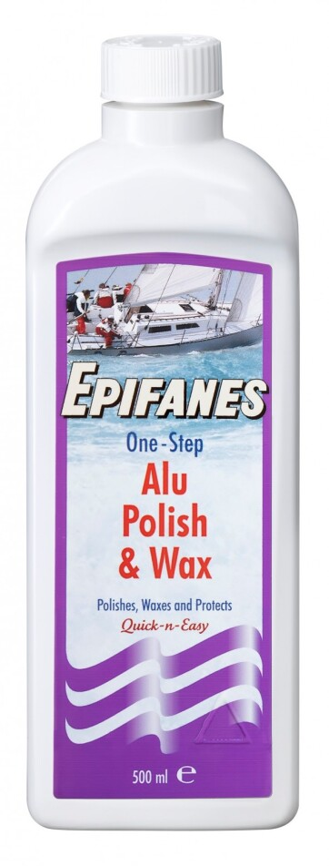 Epifanes Seapower Alu Polish & Wax 500 ml