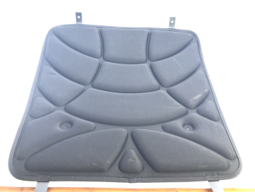 Seat base, touring, black