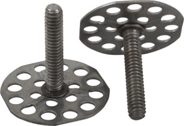 FOOT BRACE STUD MOUNT KIT