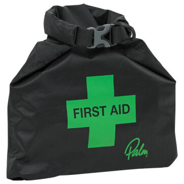 Palm First Aid Organiser Black One Size