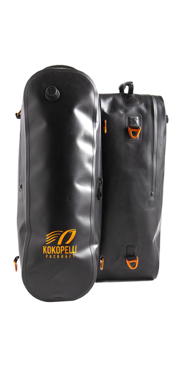 Kokopelli Inflatable Dry Bags (par)