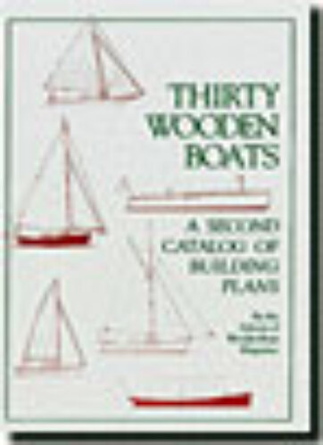 Thirty Wooden Boats