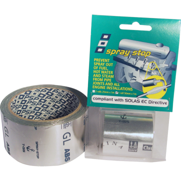 Spray Stop Tape