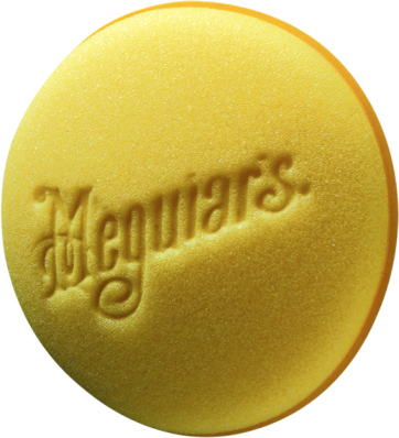 Foam Applicator Pad, 4 stk - Meguiar's