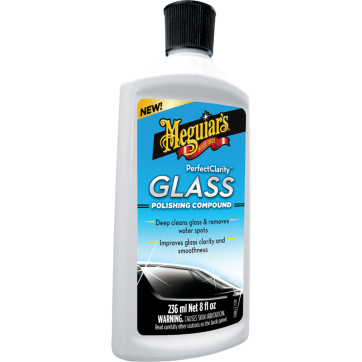 Glass Polish Compound 236 ml - Meguiar's
