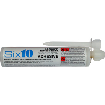 Six 10 Epoxy, selvblandende patron, 190 ml