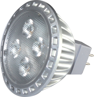LED Spot MR16 Ø50mm 5/30 W 35 grader