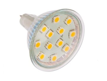 LED innsats MR11/MR16