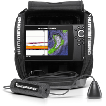 Portabelt ICE konverteringskit for Helix - Humminbird