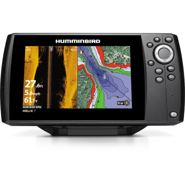Helix 7X CHIRP SI GPS