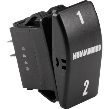 Bryter for bytte av instrumenter US3 - Humminbird